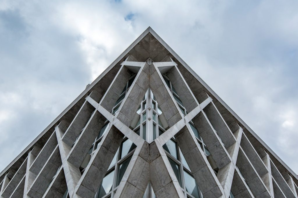 Paris La Défense Architecture New Look Store BerlinCamera
