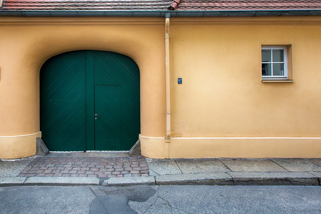 The simple gate Berlin BerlinCamera