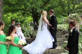 Cassandra and Bradley Wedding