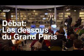 Débat public: Les dessous du Grand Paris