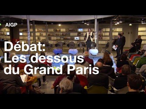 Les dessous du Grand Paris