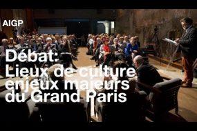 Débat public : Les lieux de la culture