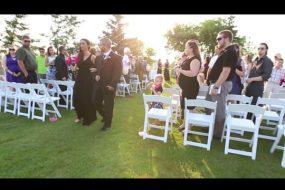 Melissa and Michael Wedding