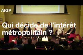 Qui décide de l'intérêt métropolitain ?