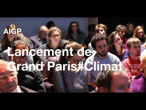 lancement de grand paris climat